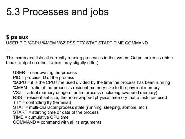 how to run a process in background in unix