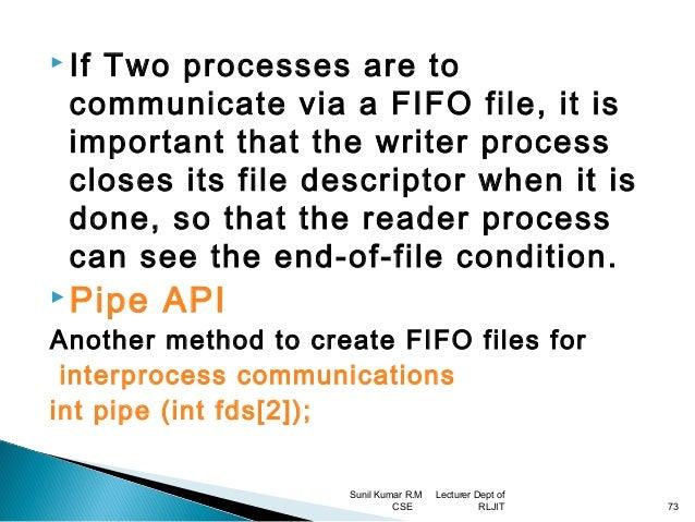 Unix file api's