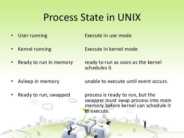 unix resume suspended process