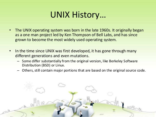 What is the difference between Linux and UNIX operating systems?