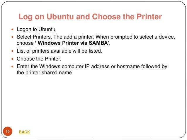 Unix printer driver_2ndfeb2017_final