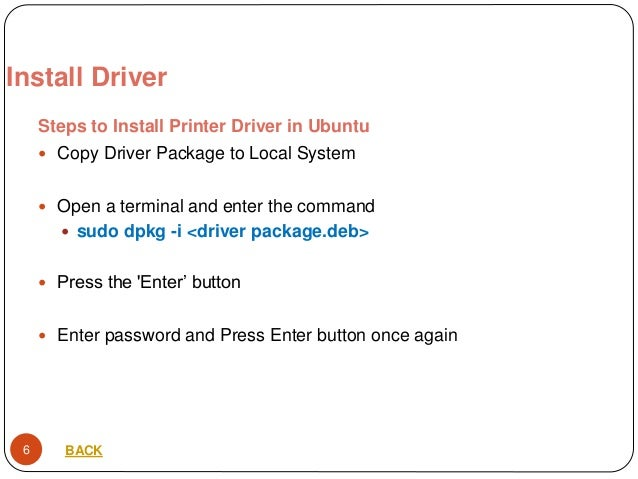 Unix printer driver_2ndfeb2017_final