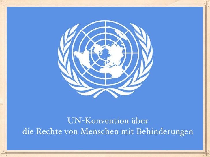 """9. November 2009 für Selbstbestimmt Leben <ul><li>Seminar </li></ul><ul><li>"""" Die UN-Konvention nutzen"""" </li></ul><ul><li>..."""