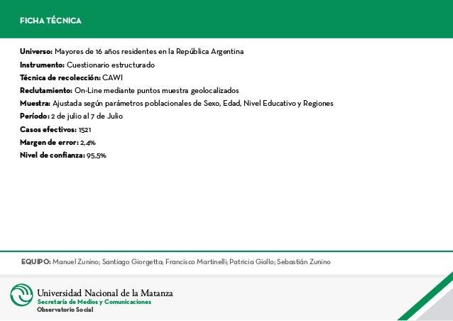 La imagen de Alberto Fernández en la grieta: la mitad lo aprueba y la otra mitad lo rechaza Slide 3