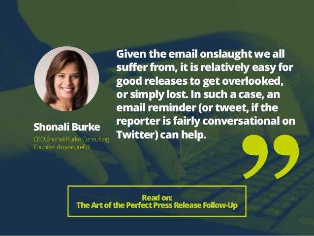 Given the email onslaught we all suffer from, it is relatively easy for good releases to get overlooked, or simply lost. I...