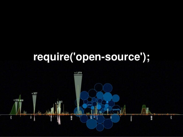 require('open-source');