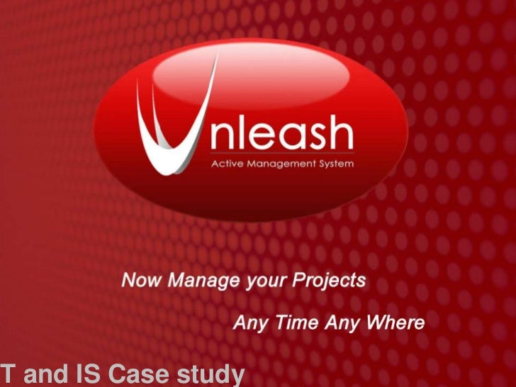 IT and IS Case study