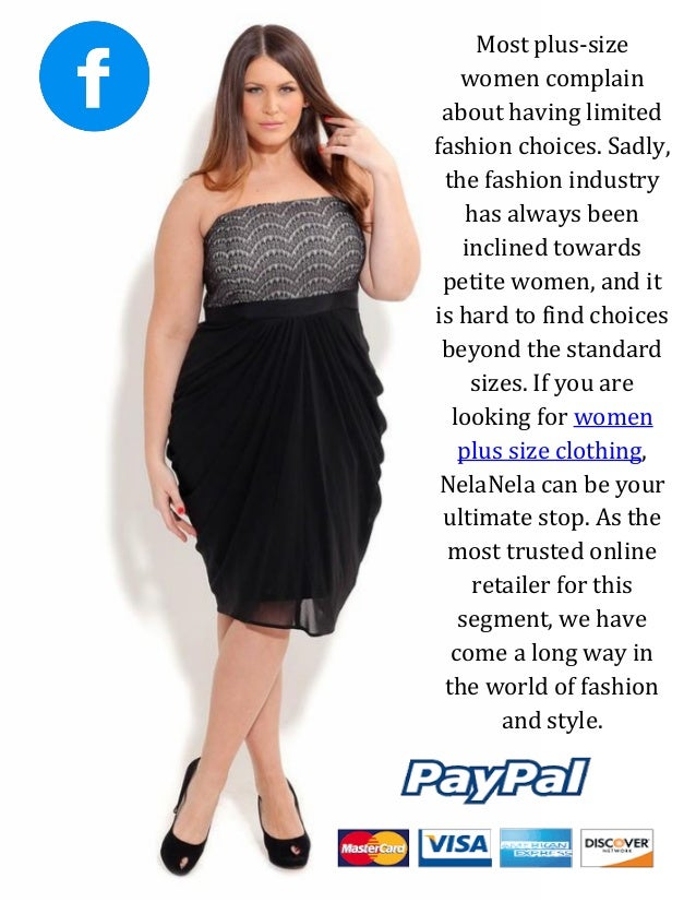 Unlimited Options In Women Plus Size Clothing