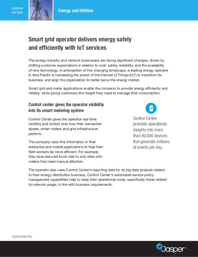 The energy industry and network businesses are facing significant changes, driven by shifting customer expectations in rel...