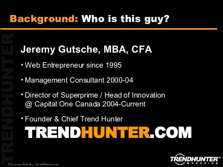 <ul><li>Web Entrepreneur since 1995 </li></ul><ul><li>Management Consultant 2000-04 </li></ul><ul><li>Director of Superpri...