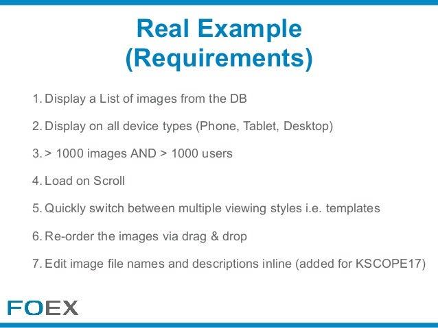Unlocking the power of the APEX Plugin Architecture