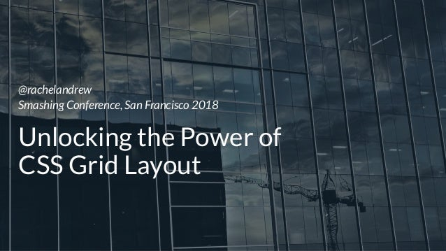 @rachelandrew 