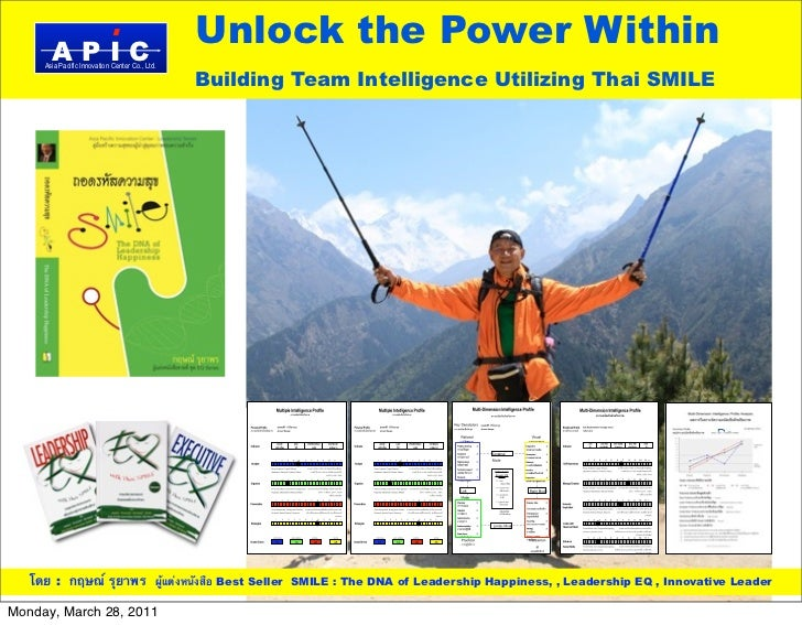 APIC                                                Unlock the Power WithinAP       iC     Asia Pacific Innovation Center ...