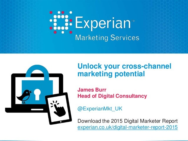 ©2014 Experian Limited. All rights reserved. Experian and the Experian marks used herein are trademarks or registered trad...