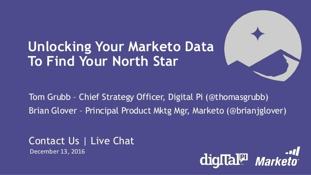 Unlocking Your Marketo Data To Find Your North Star