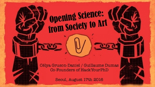 Opening Science: 