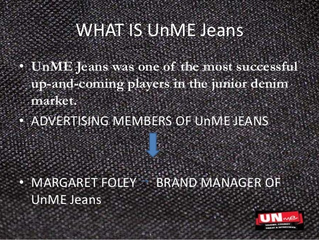 unme jeans branding in web 2 0 Unme jeans branding in web 20docx unme jeans giant assignment dominion motors ltd brlhardy_group5 barilla case report and solution maslows theory on strepsiles  web 20 concept : unme jeans and web 20 member kongkoi moosama tle aomm benz petch monday, november 16, 2009 evolution of marketing media.