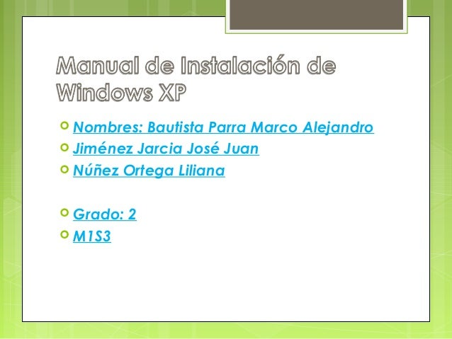  Nombres: Bautista Parra Marco Alejandro Jiménez Jarcia José Juan Núñez Ortega Liliana Grado: 2 M1S3