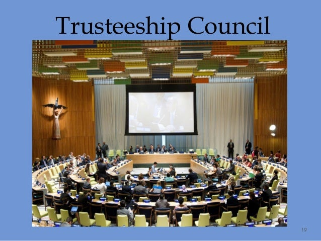 meet the trusteeship