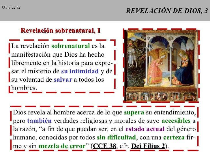 Tratado sobre Dios Uno y Trino Slide 3
