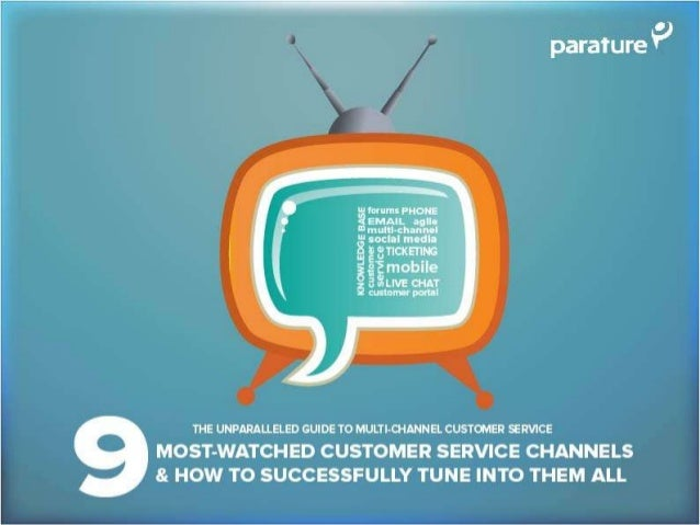 Ready to read the rest of the Unparalleled Guide to Multi-Channel CustomerService, filled with stats and best practices fo...