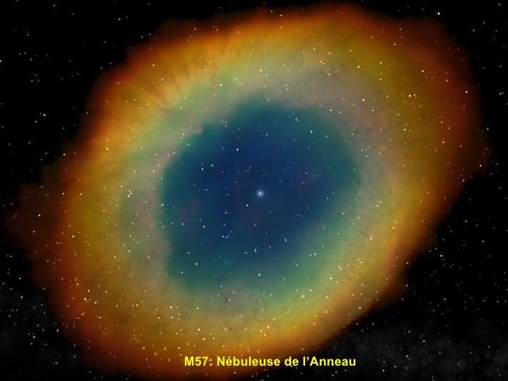 M57: Nébuleuse de l'Anneau