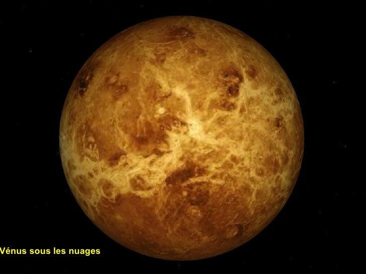 Vénus sous les nuages