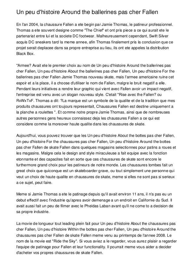 the pas d'histoire peu ballerines Un Around Fallen cher ZfHRwqv