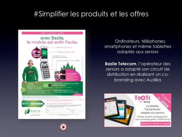 #Simplifier les produits et les offres                          Ordinateurs, téléphones,                       smartphone...