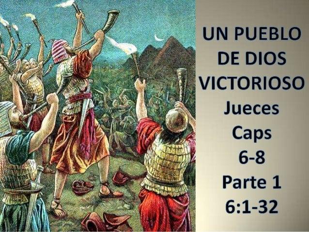 El pueblo                               Hay paz en           es                                el pueblo      restauradoEl...
