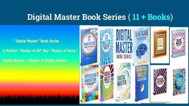 Digital Master Book Series ( 11 + Books)