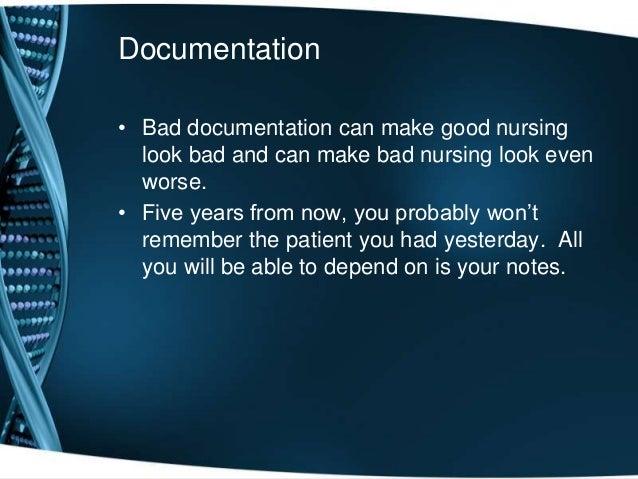 Unraveling The Mystery Of Nursing Documentation