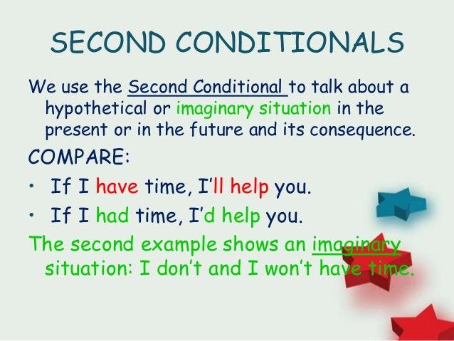 Unreal Conditionals