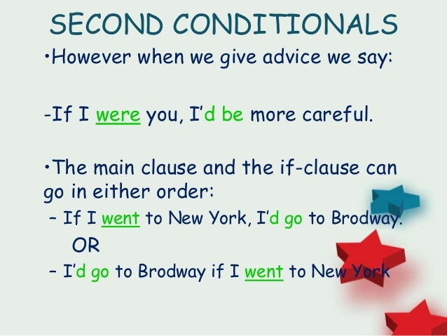 unreal conditional The type 3 conditional refers to an impossible condition in the past and its probable result in the past these sentences are truly hypothetical and unreal, because it is now too late for the condition or its result to exist.