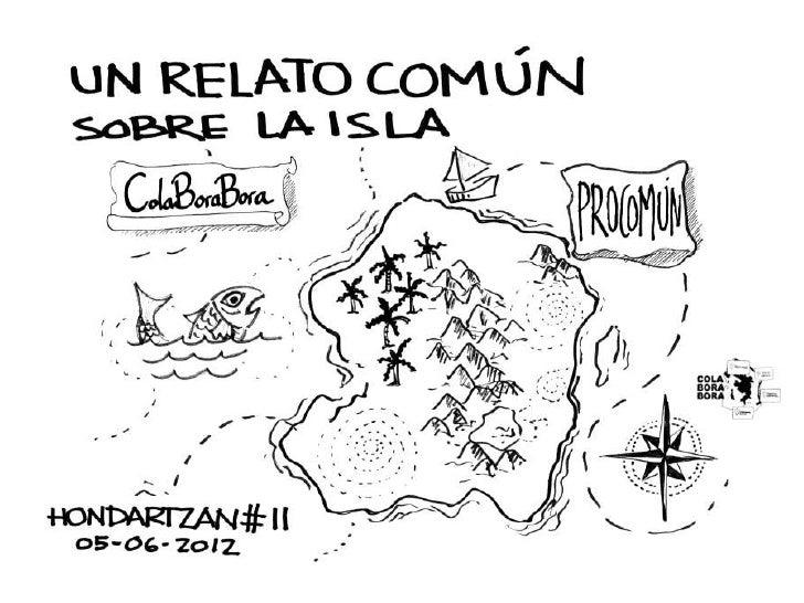 UN RELATO COMÚN SOBRE LA ISLA  HONDARTZAN#11 05-06-2012