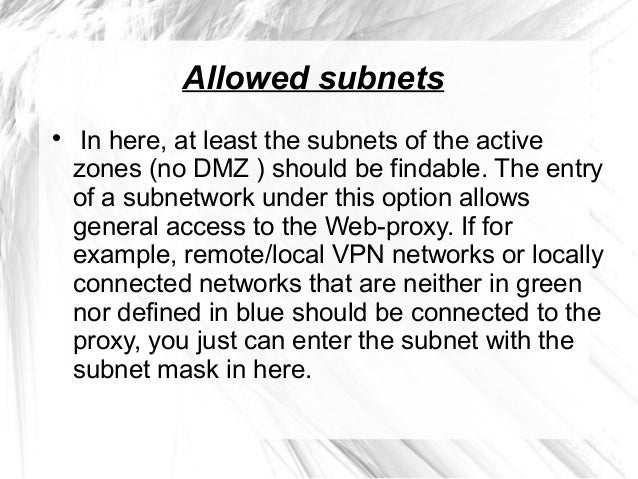 Unrestricted Internet Access Using a Proxy Server