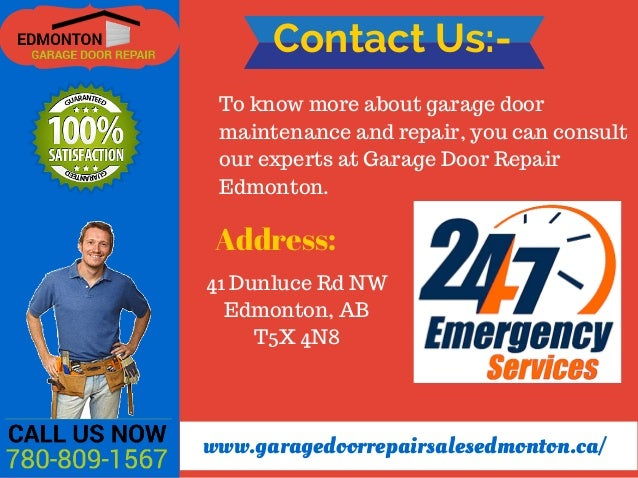 Unsafe Garage Door 8 Things You Must Check