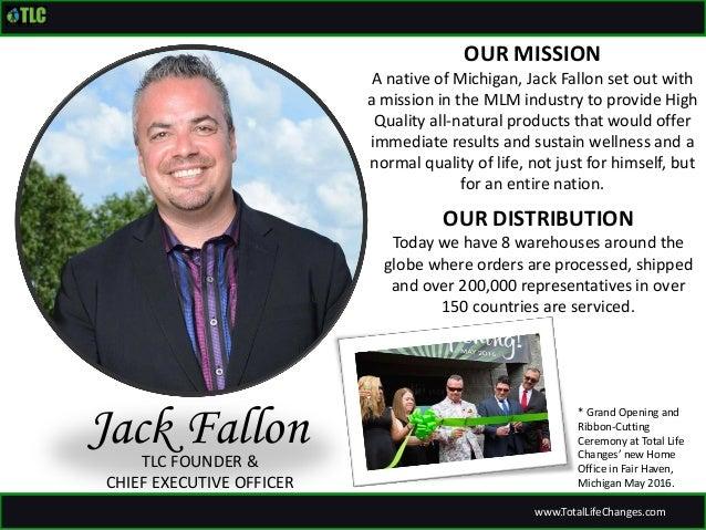 jack fallon tlc biography