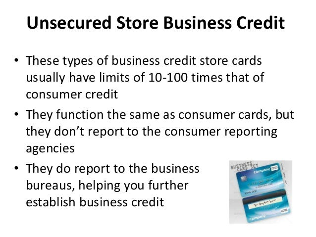Unsecured Business Loans Short