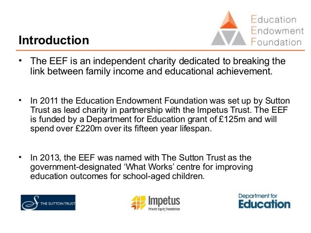 The EEF approach