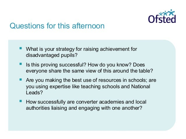 Questions for this afternoon  How do you measure success and how are collaboratives, schools and individual teachers held...