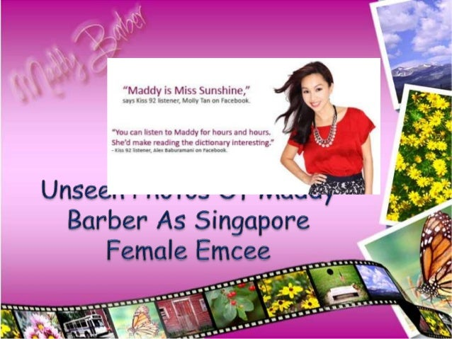 Contact To the Best Singapore Emcee/ voice over rates http://www.maddybarber.com/category/emcee/