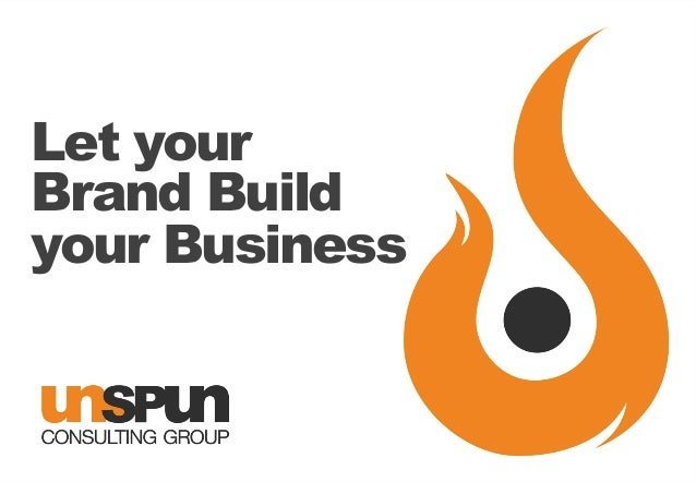 Let your Brand Build your Business