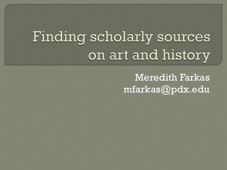 Meredith Farkas [email_address]