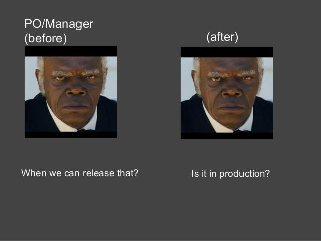 When we can release that? PO/Manager (before) (after) Is it in production?