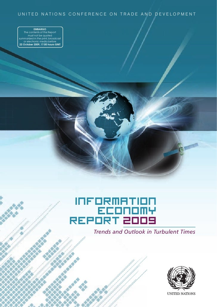 UNITED NATIONS CONFERENCE ON TRADE AND DEVELOPMENT               EMBARGO    The contents of this Report        must not be...
