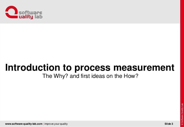 Lessons learned from measuring software development processes