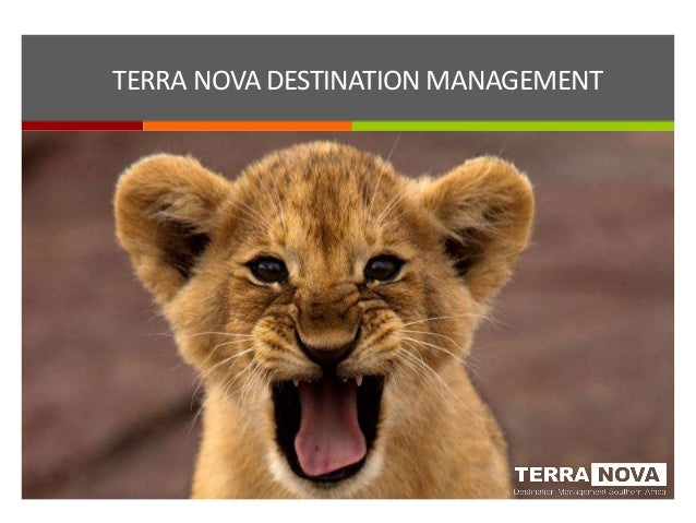 TERRA NOVA DESTINATION MANAGEMENT