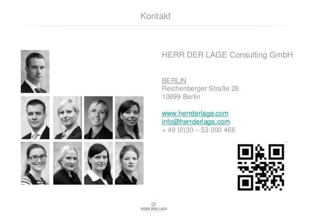 Unternehmenspräsentation HERR DER LAGE