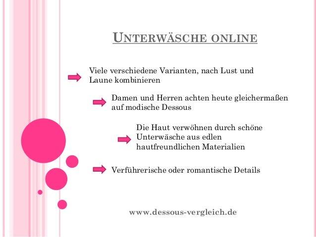 Unterwäsche online - Top Angebote online finden Slide 3